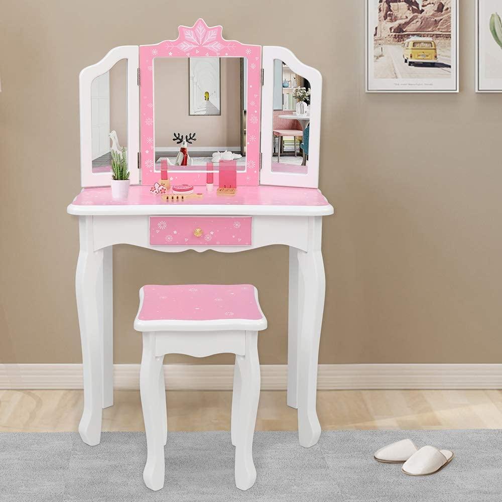 kids vanity set